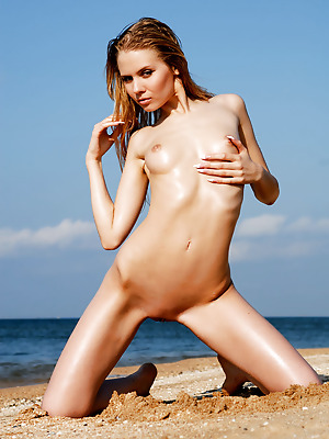 Errotica-Archives  Sunny A  Softcore, Beach, Erotic, Pussy, Beautiful
