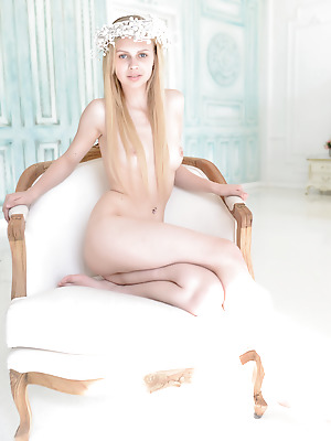 Amour Angels  Nika  Pussy, Blondes, Beautiful, Park, Teens, Solo