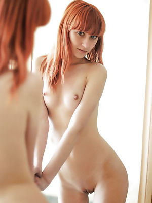 Amour Angels  Avgusta  Pussy, Babes, Erotic, Softcore, Teens, Skinny, Solo